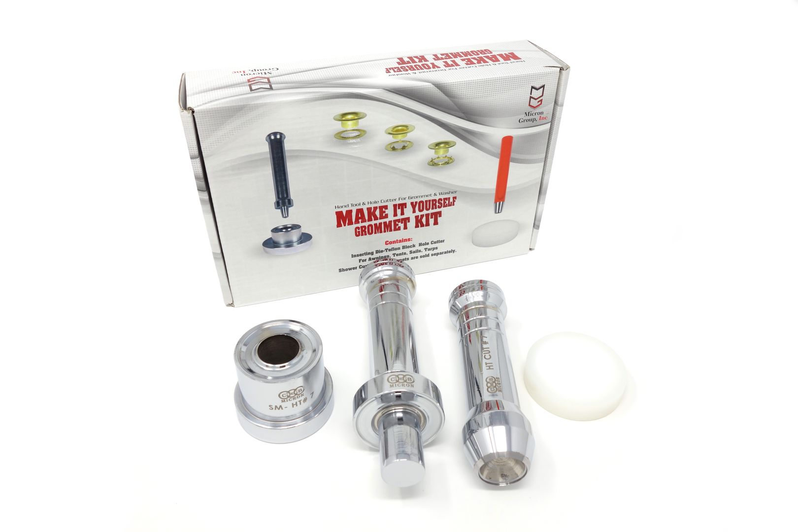 Hochwertige Einschlagwerkzeuge für Ösen von 8,0 - 50,0 mm – Bild 2