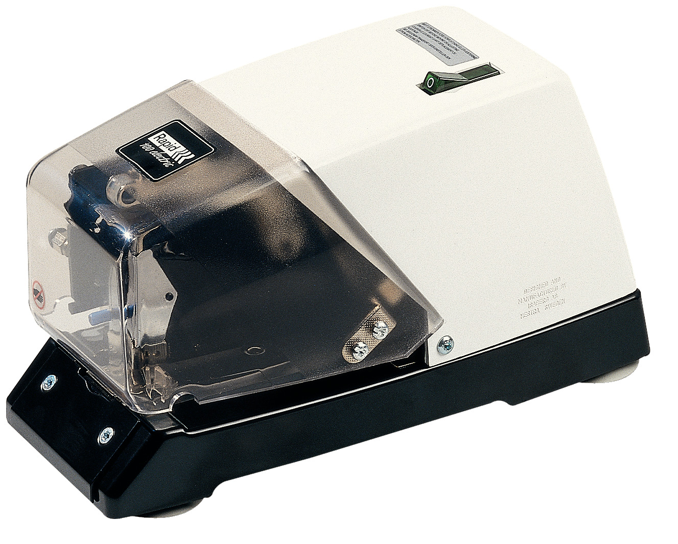 Rapid Classic Elektroheftgerät 100E/66 (bis 50 Blatt). – Bild 1