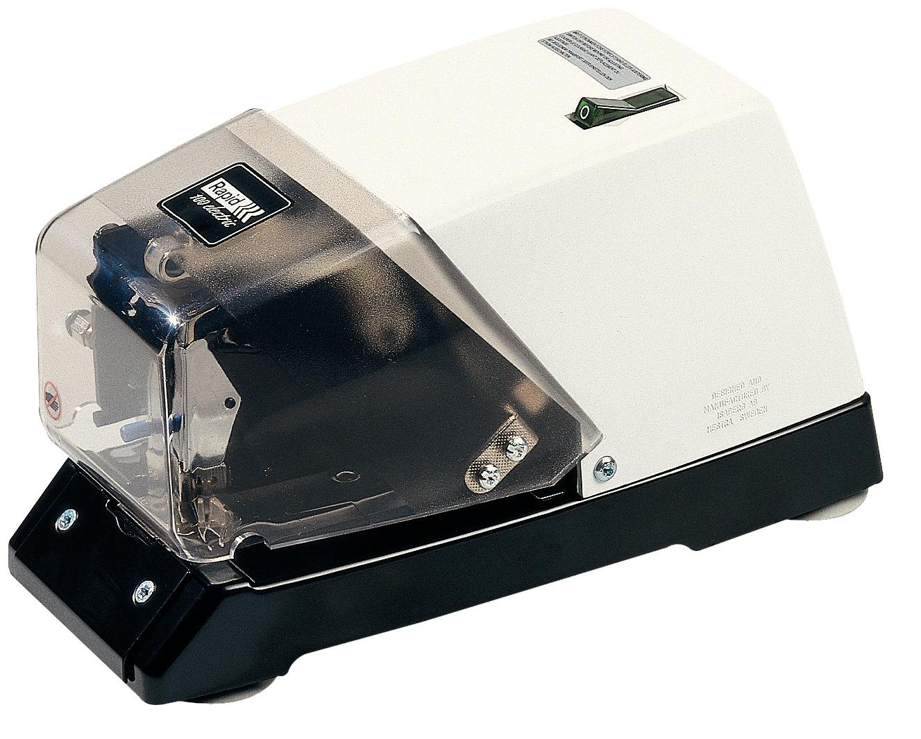 Rapid Classic Elektroheftgerät 100E/44 (bis 50 Blatt). – Bild 1