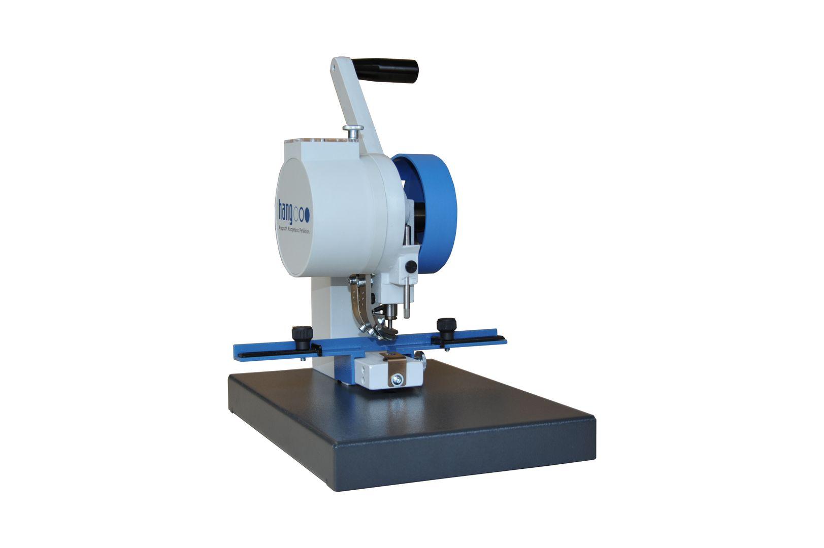 Hang Ösmaschine Piccolo IV Basic 102-00 für Kunststoff-Ösen Nr. 904 – Bild 1