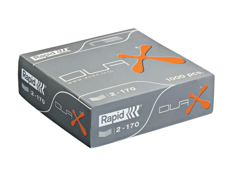 Rapid DUAX Heftklammern 21808300