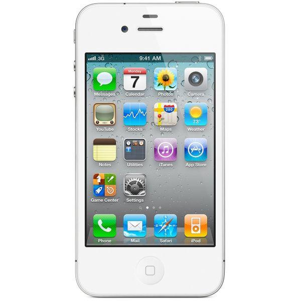 Apple iPhone 4 - 32GB - White – Bild 1