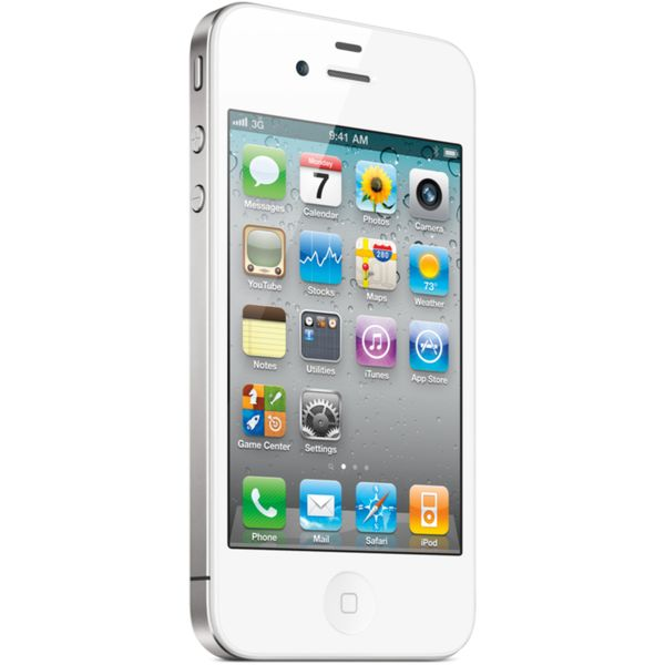 Apple iPhone 4 - 8GB - White – Bild 4