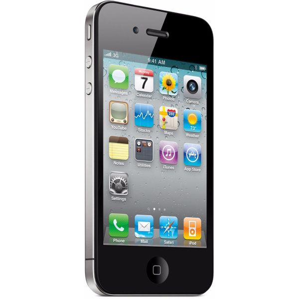 Apple iPhone 4 - 8GB - Black – Bild 4