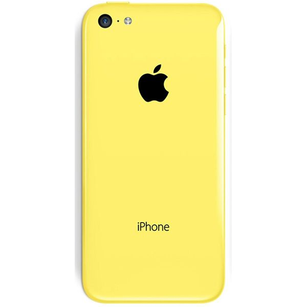 Apple iPhone 5C - 32GB - Yellow – Bild 3