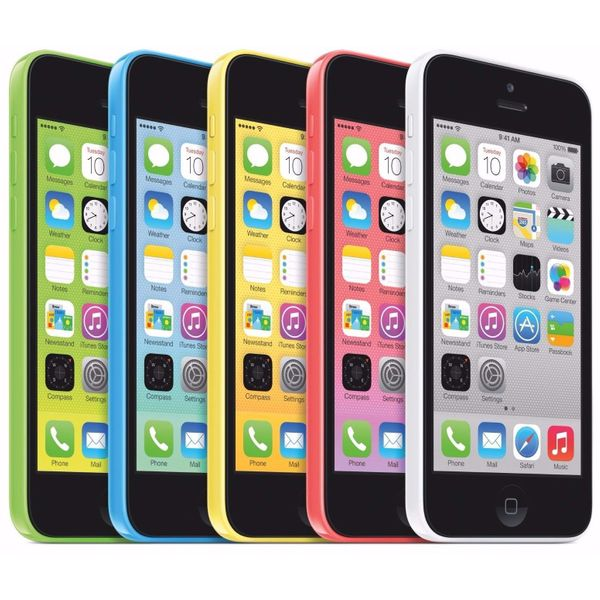 Apple iPhone 5C - 16GB - Yellow – Bild 4