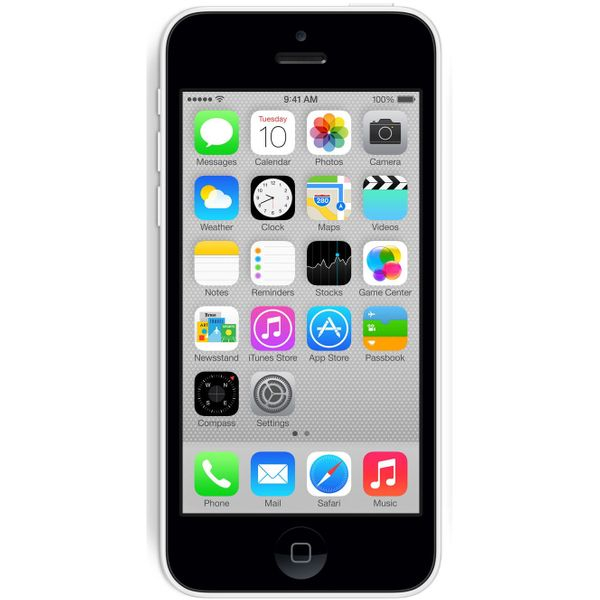 Apple iPhone 5C - 32GB - White – Bild 1