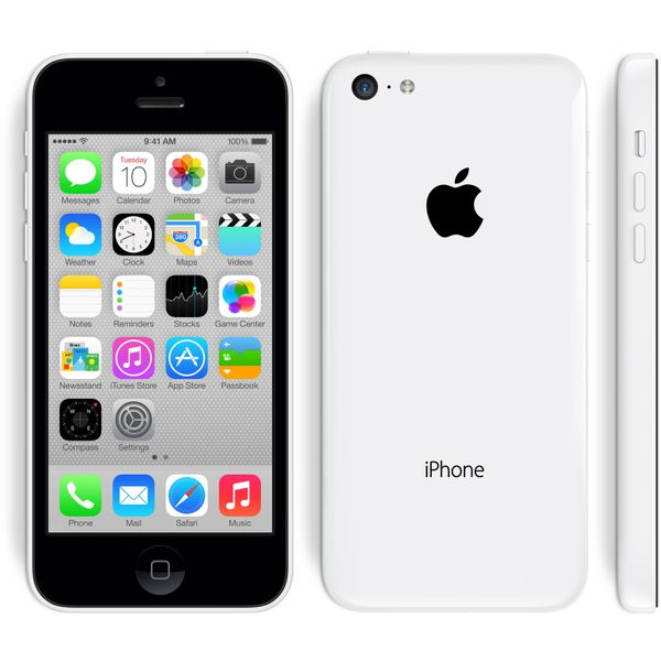 Apple iPhone 5C - 32GB - White – Bild 6