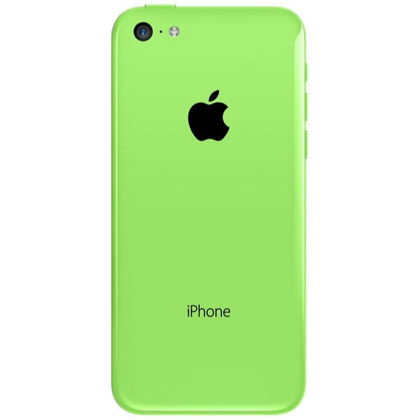 Apple iPhone 5C - 32GB - Green – Bild 3