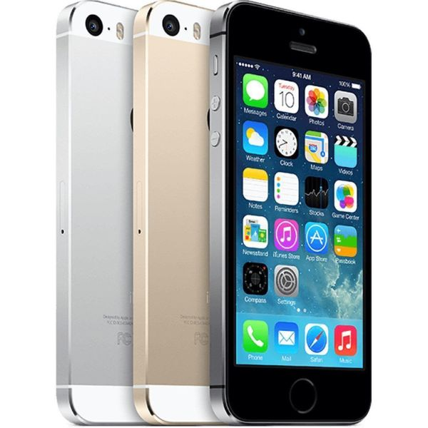 Apple iPhone 5S - 32GB - Gold – Bild 4