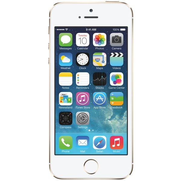 Apple iPhone 5S - 16GB - Gold – Bild 1