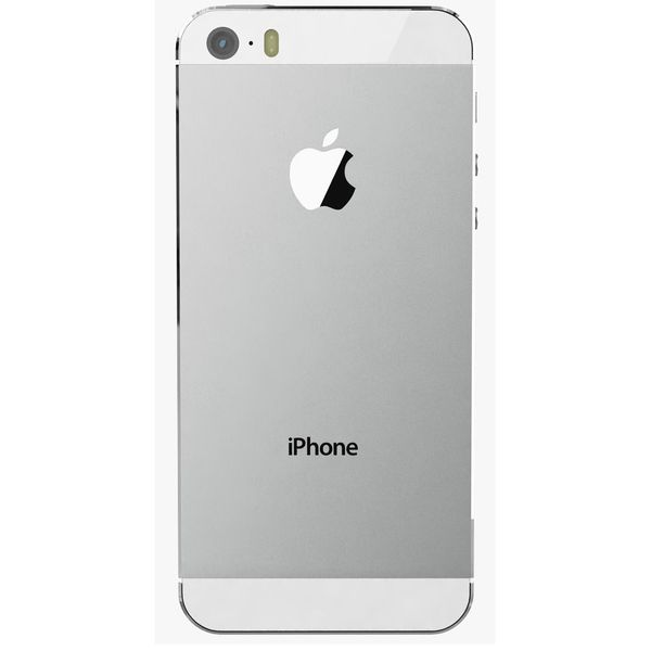 Apple iPhone 5S - 16GB - Silver – Bild 3