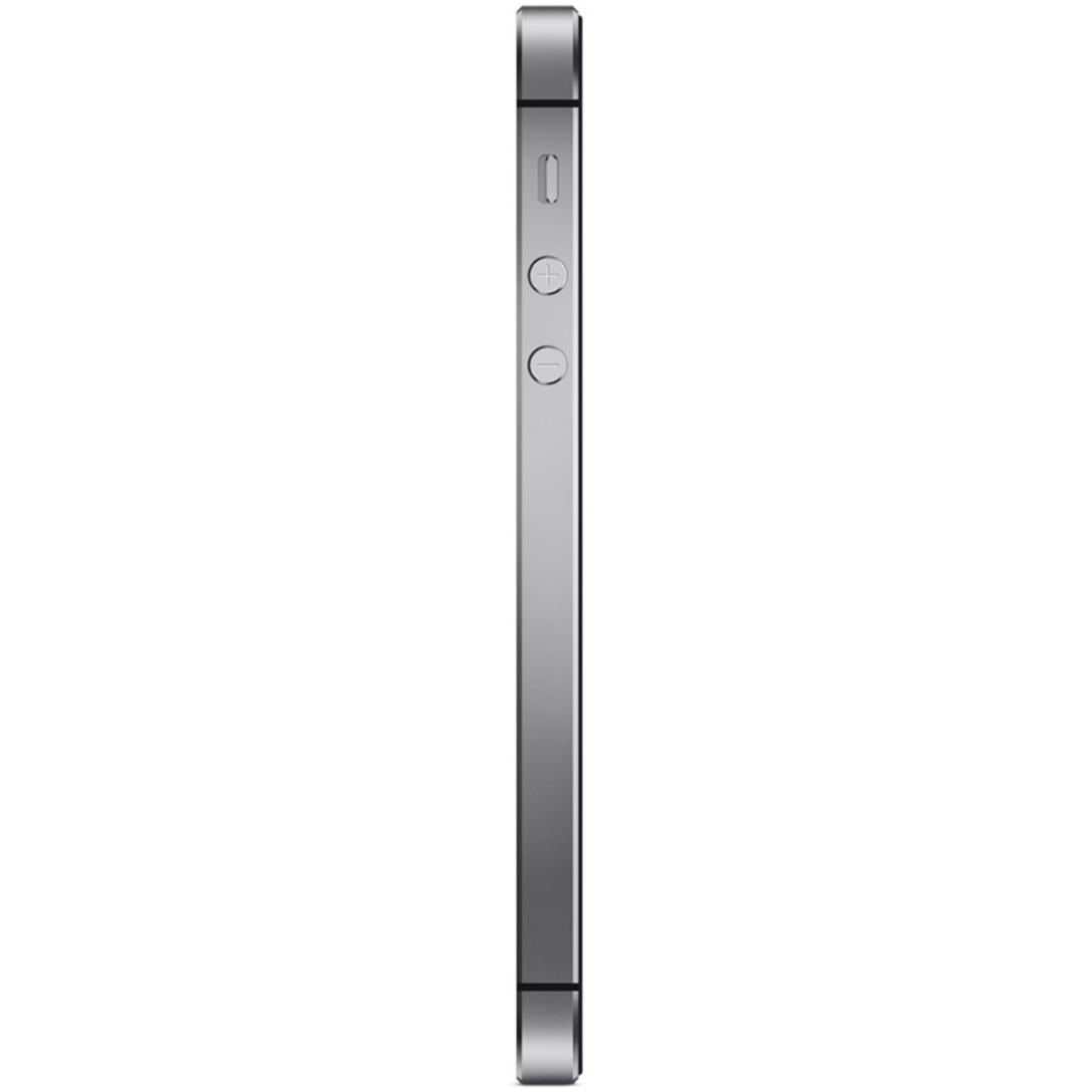 Apple Iphone 5s 32gb Space Gray Handys Se Silver Bild 5
