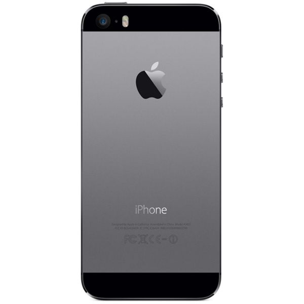 Apple iPhone 5S - 16GB - Space Gray – Bild 3