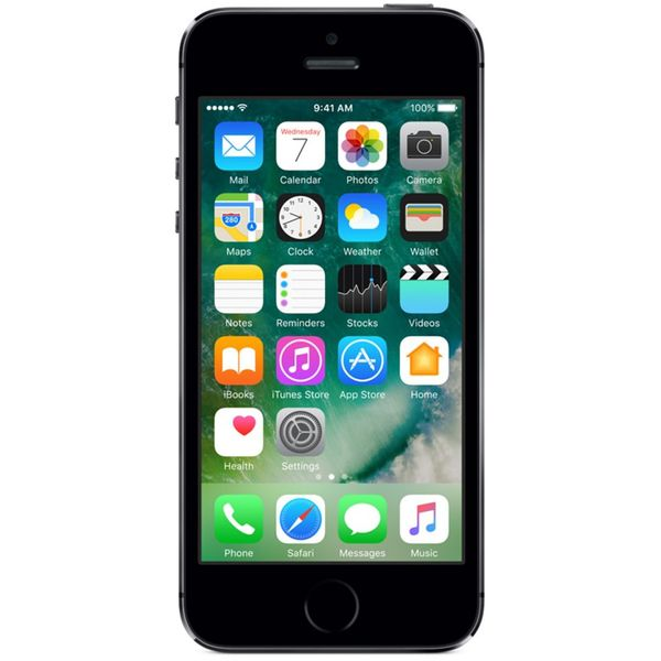 Apple iPhone 5S - 16GB - Space Gray – Bild 1