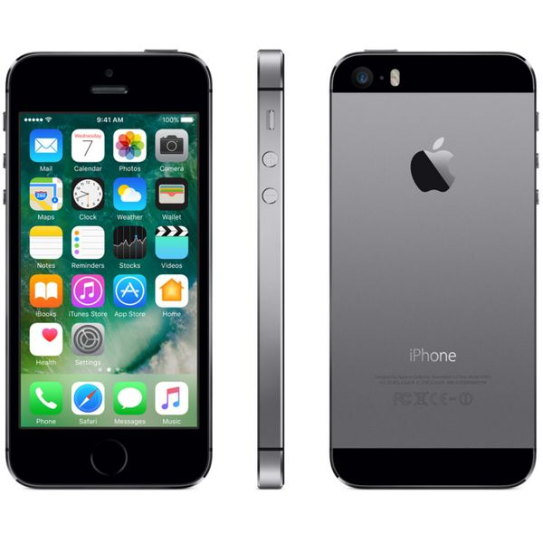 Apple iPhone 5S - 16GB - Space Gray – Bild 6