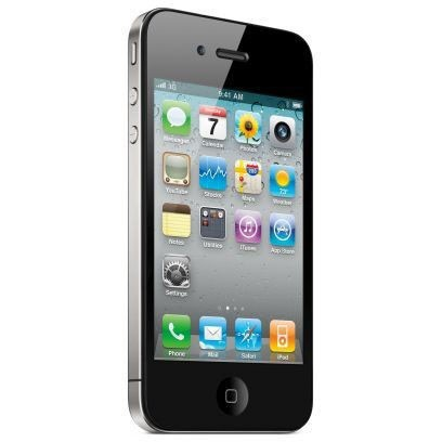 Apple iPhone 4S - 32GB - Black – Bild 4