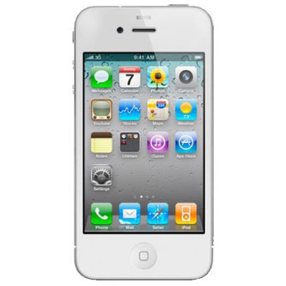 Apple iPhone 4S - 16GB - White – Bild 1