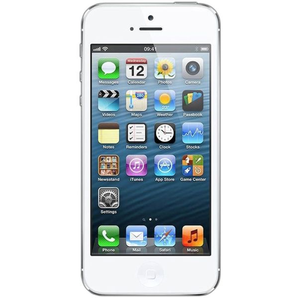 Apple iPhone 5 - 64GB - White – Bild 1