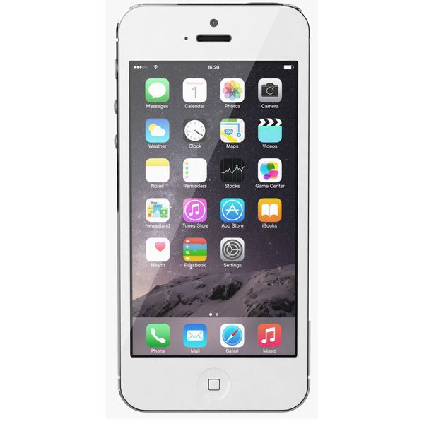 Apple iPhone 5 - 16GB - White – Bild 1