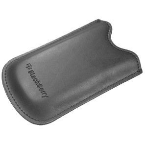 BlackBerry Leather Pouch HDW-16218 - black