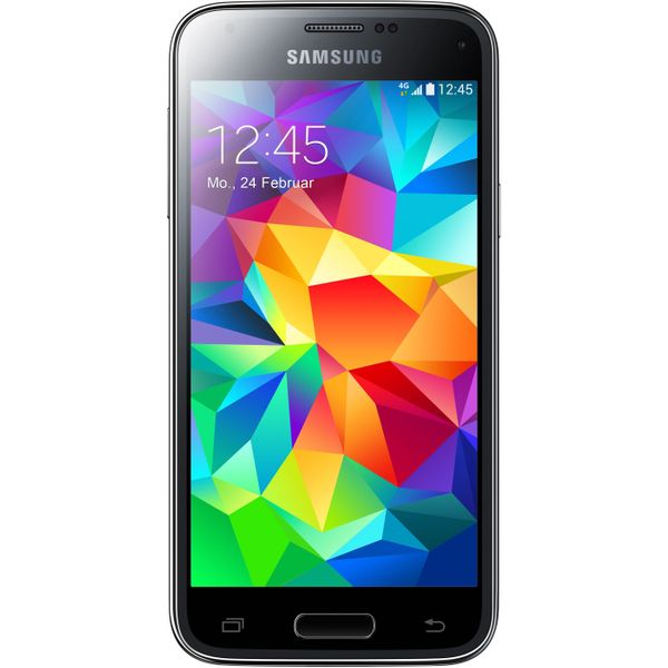 Samsung Galaxy S5 mini G800F - 16GB - Charcoal Black – Bild 1