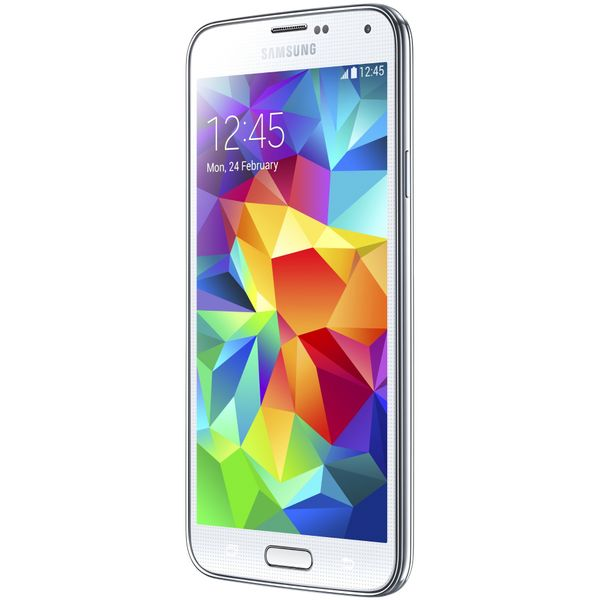 Samsung Galaxy S5 mini G800F - 16GB - Shimmery White – Bild 3