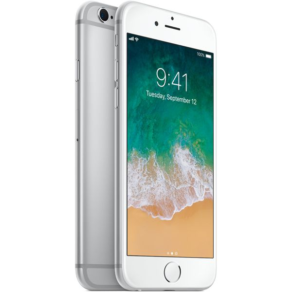 Apple iPhone 6 - 64GB - Silver – Bild 5