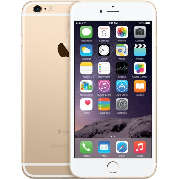 Apple iPhone 6 Plus - 16GB - Gold – Bild 4
