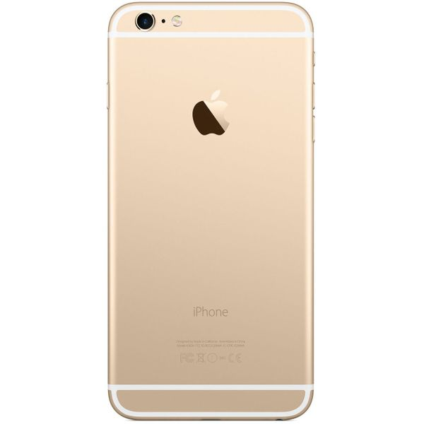Apple iPhone 6 Plus - 64GB - Gold – Bild 3