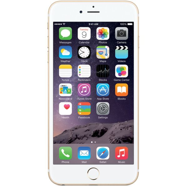 Apple iPhone 6 Plus - 64GB - Gold – Bild 1