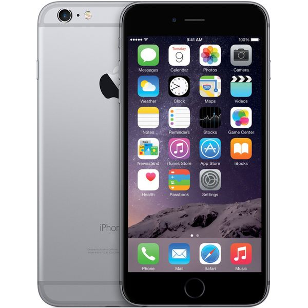 Apple iPhone 6 Plus - 128GB - Space Gray – Bild 4