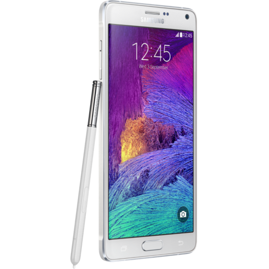 Samsung Galaxy Note 4 SM-N910F - 32GB - White – Bild 3