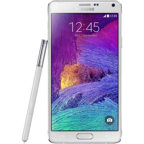 Samsung Galaxy Note 4 SM-N910F - 32GB - White – Bild 1