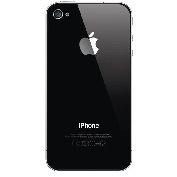 Apple iPhone 4S - 8GB - Black – Bild 3