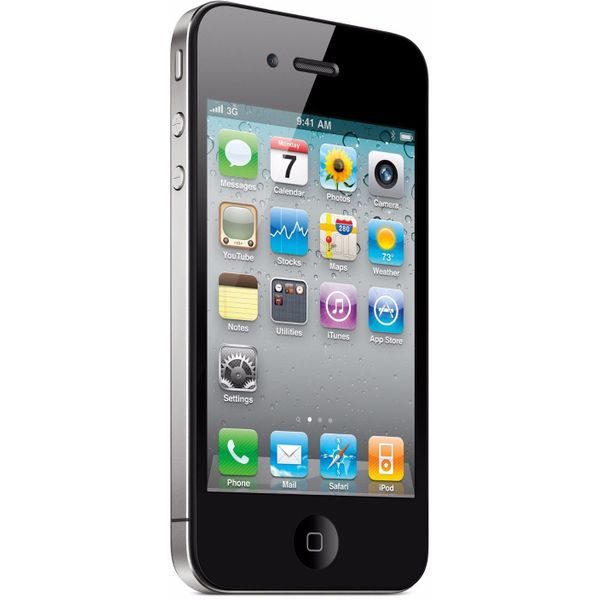 Apple iPhone 4S - 8GB - Black – Bild 4