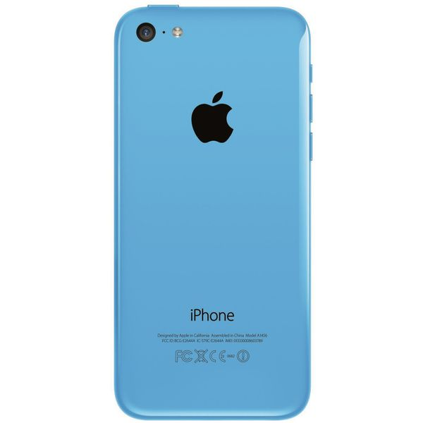 Apple iPhone 5C - 8GB - Blue – Bild 3