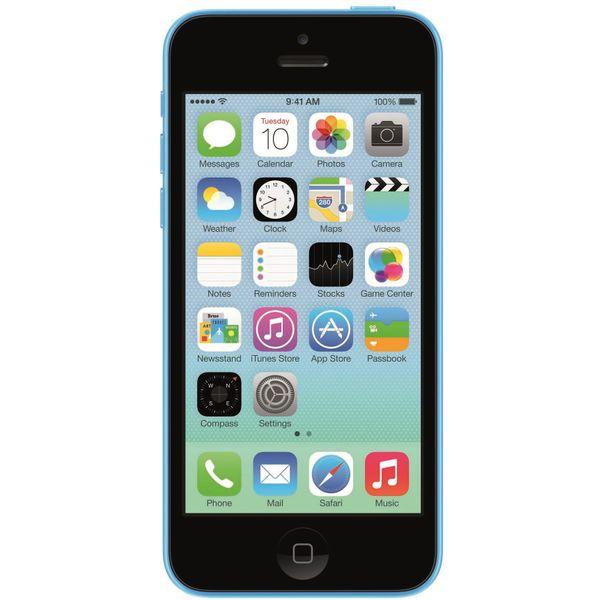 Apple iPhone 5C - 8GB - Blue – Bild 1
