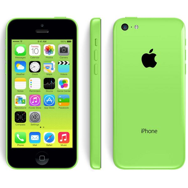 Apple iPhone 5C - 8GB - Green – Bild 6