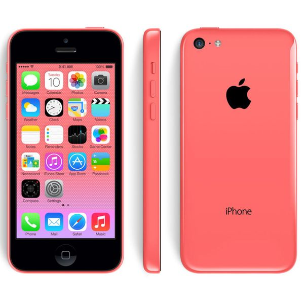Apple iPhone 5C - 8GB - Pink – Bild 6