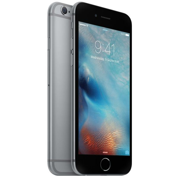 Apple iPhone 6s - 16GB - Space Gray – Bild 5