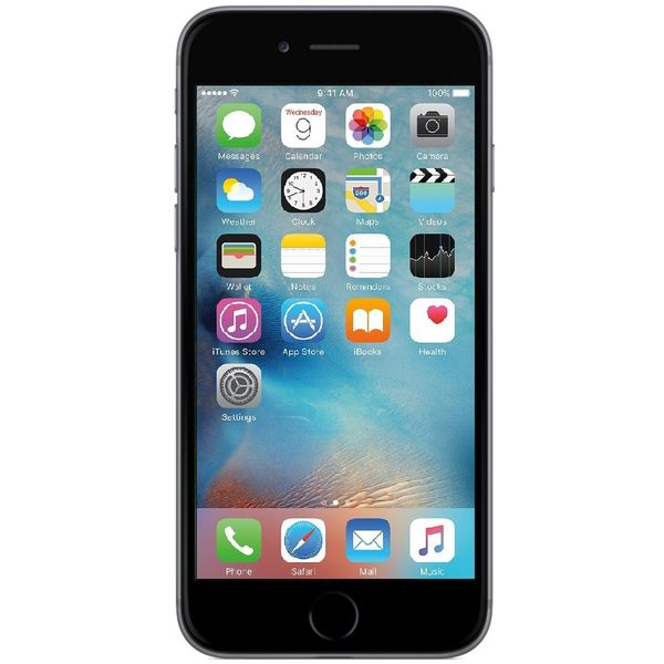 Apple iPhone 6s - 64GB - Space Gray – Bild 1