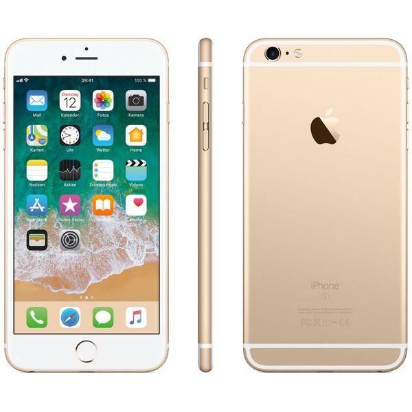 Apple iPhone 6s - 64GB - Gold – Bild 7