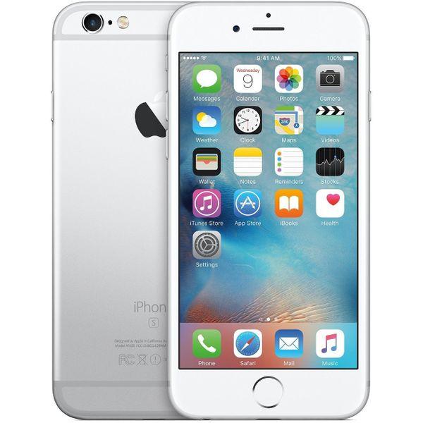 Apple iPhone 6s - 16GB - Silver – Bild 4