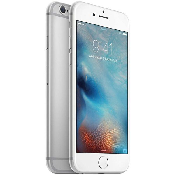 Apple iPhone 6s - 64GB - Silver – Bild 5