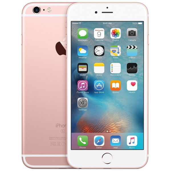 Apple iPhone 6s - 64GB - Roségold – Bild 4