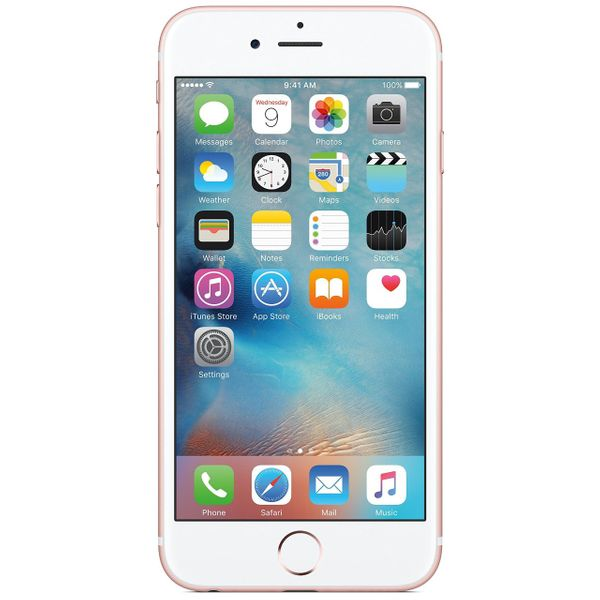 Apple iPhone 6s - 128GB - Roségold – Bild 1