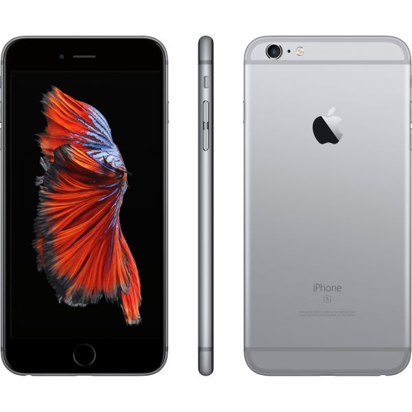 Apple iPhone 6s Plus - 128GB - Space Gray – Bild 7