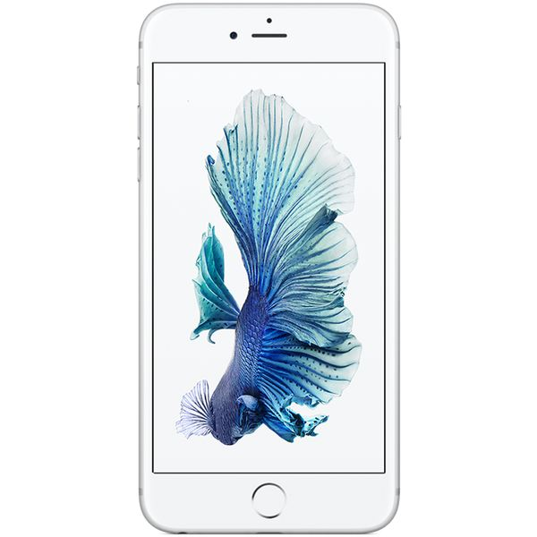 Apple iPhone 6s Plus - 64GB - Silver – Bild 1