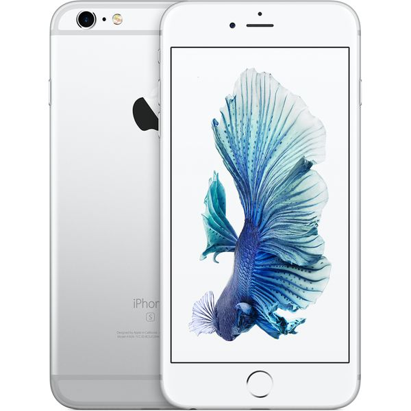 Apple iPhone 6s Plus - 128GB - Silver – Bild 4